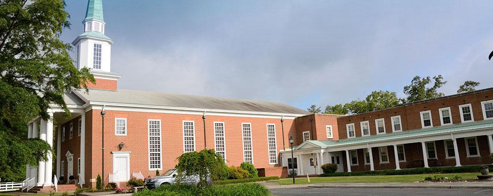 Four Mile Creek Baptist Church Building